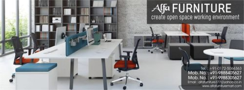 Office furniture for banks